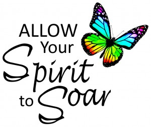 Allow Your Spirit to Soar