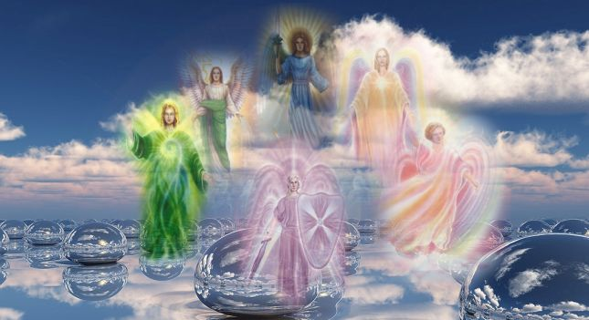 3 Contact Your Angels Amp Spirit Guides