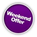 weekend offer
